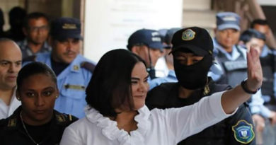 Libertad de la ex primera dama consolida el Pacto de Impunidad