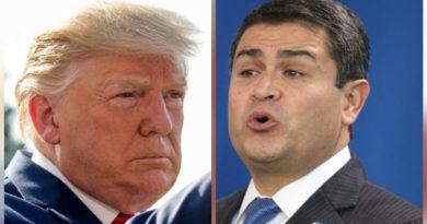 JOH podría negociar acuerdo de tercer país seguro para sumar puntos con el gobierno de Trump
