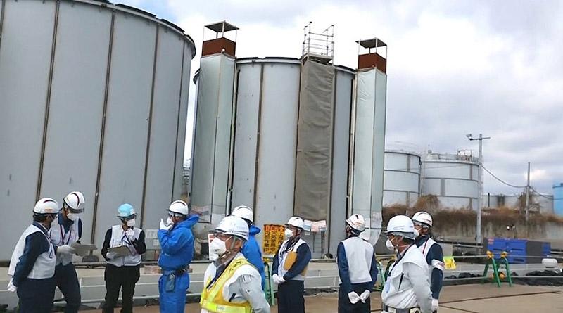 Japón advierte que el agua radiactiva de Fukushima será vertida en el océano Pacífico
