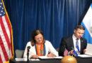 El Salvador acuerda recibir solicitantes de asilo sin tener condiciones
