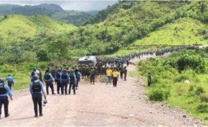 Honduras: El secuestro del territorio