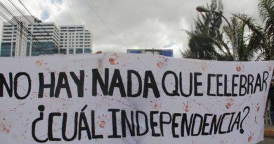 ¿Cuál independencia? y ¿Dónde está el dinero? serán las consignas populares de este 15 de septiembre