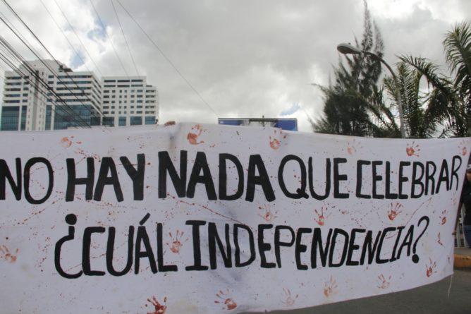 ¿Cuál independencia?