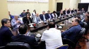 Gobierno corrupto de Honduras