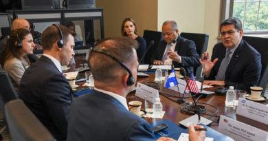 Honduras acepta ser «tercer país seguro» para cubanos y nicaragüenses