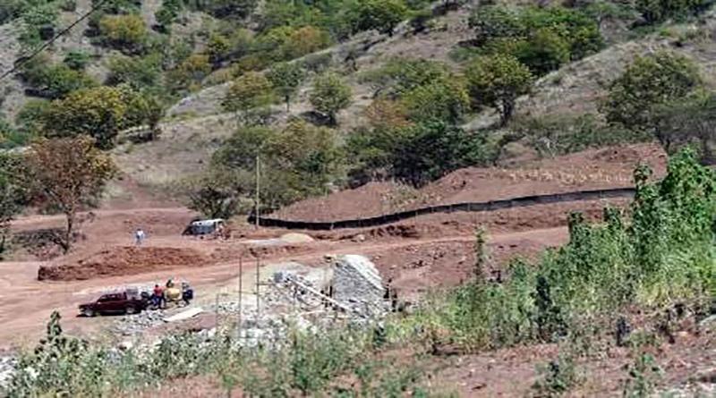 Proyecto habitacional de La Tigra