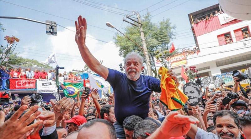 Lula a un paso de su libertad