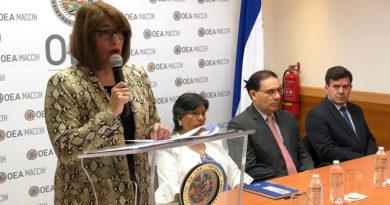 75% de hondureños quiere que la MACCIH se quede, revela encuesta del IUDPAS