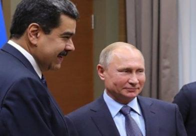 Rusia y Venezuela aliados que buscan frenar hegemonía de Estados Unidos