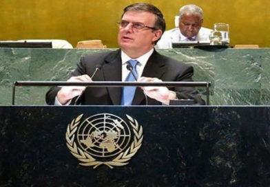 México se opone a las medidas de bloqueo anunciadas por Estados Unidos