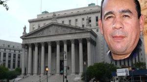 Audiencia contra expolicía Mauricio Hernández