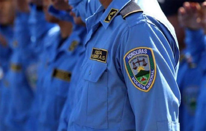 Policía Nacional Honduras narcotráfico