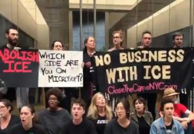 Arrestan 76 personas en Nueva York por protestar contra el ICE