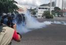 Régimen de Honduras conmemora fiestas patrias con salvaje represión contra protesta ciudadana