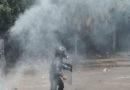 Tras reunión con alcalde capitalino, policía reprime con bala y bombas lacrimógenas a defensores de La Tigra