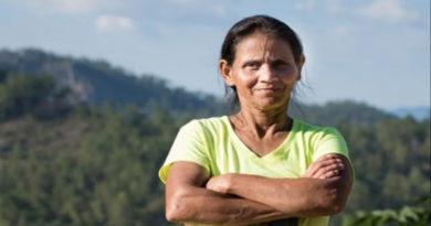 Atentan contra Rosalina Domínguez, lideresa de la comunidad de Río Blanco