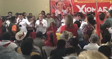 Reaparece Xiomara Castro en el ruedo político de Honduras