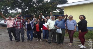 Cofadeh logra liberación de líder campesino