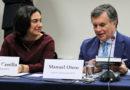 AMEXCID y el IICA trabajarán juntos para combatir la pobreza en países del Triángulo Norte