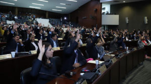 PINU denuncia artimañas nacionalistas en el Congreso