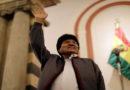 Evo Morales es reelecto presidente en primera vuelta