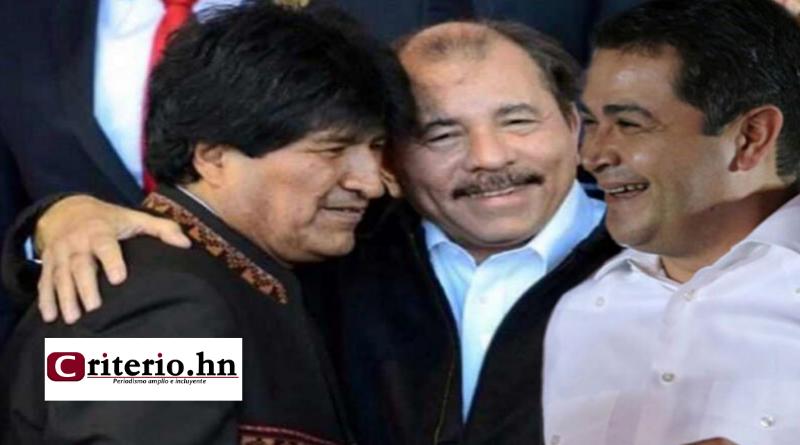 La Reelección Presidencial En Bolivia Honduras Y Nicaragua