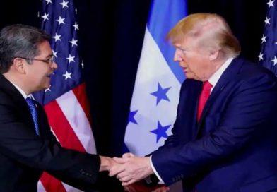 Senadores y congresistas de EE. UU. presionan a su gobierno para que castigue a Hernández