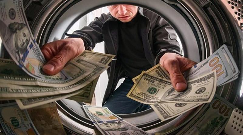 Dónde lava el dinero