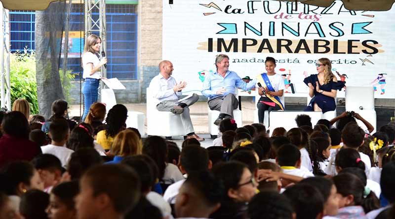 niñas de Honduras