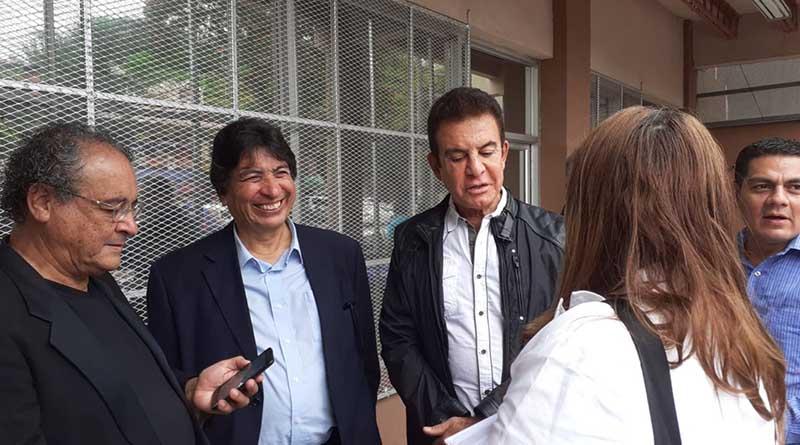 Piden orden de captura contra gobernante de Honduras por narcotráfico
