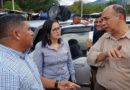 Esposa de Santos Rodríguez denuncia plan del Estado para conspirar en contra de su cónyuge