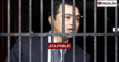 Sentencia de Tony Hernández será el 16 de septiembre