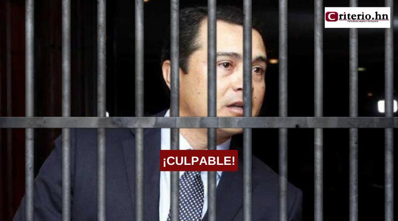 sentencia contra Tony Hernández