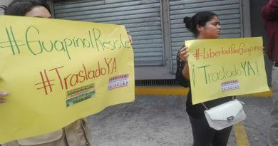 Instituto Penitenciario debe sacar de La Tolva a los defensores del río Guapinol