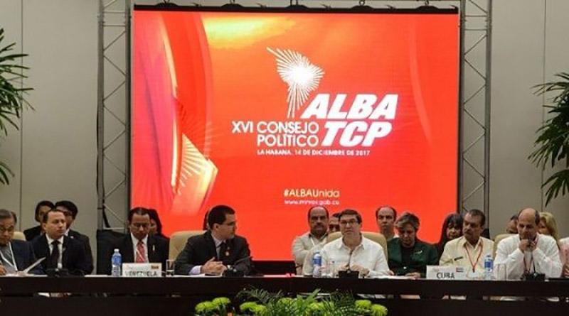ALBA condena golpe de Estado