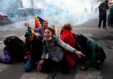 A ocho ascienden los muertos en Bolivia por represión en protestas