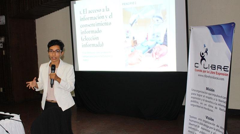 Estado de Honduras entrega información desfasada e incompleta sobre derechos sexuales y reproductivos