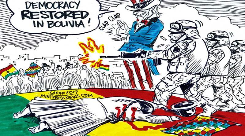 Golpes en América Latina