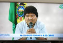 México otorga asilo a Evo Morales