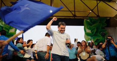 En alusión a Ricardo Álvarez, Hernández amenaza con correr de su gobierno al que siembre división en el Partido Nacional