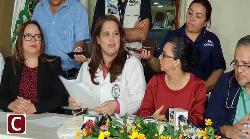 Despido de Julissa Villanueva