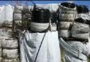 En abandono insumos y maquinaria para proyecto de riego en valle de Jamastrán, El Paraíso