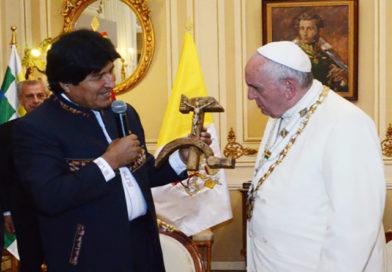 Caso Bolivia – los Ritos Satánicos de la Pachamama ¿Qué Pretende el Cabal?