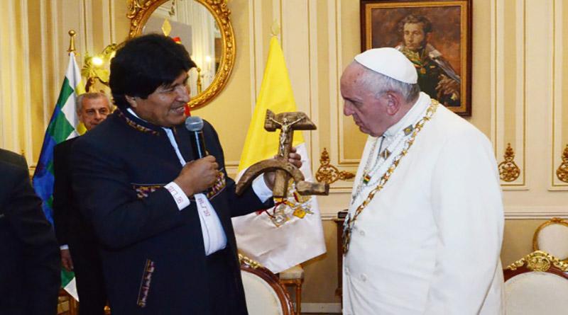 Caso Bolivia