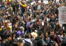Colombia se sumerge en un paro nacional
