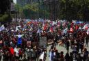 Chile convoca a paro nacional hasta que salga Piñera