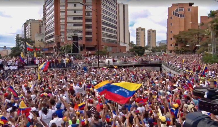 levantar sanciones contra Venezuela