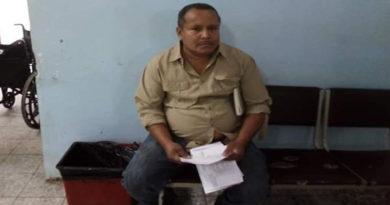 Atentan contra Santos Torres acusado de liderar un grupo armado en el Aguán
