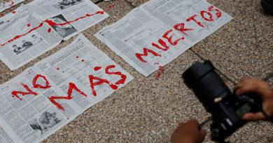 Denuncian ola de crímenes tras acusaciones de Hernández con el narcotráfico