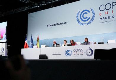 Cumbre del clima «COP25» logra acuerdos mínimos